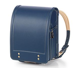 土屋鞄ランドセル新色「アッシュブルー」