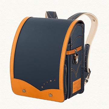 山本鞄デニム風ランドセル01