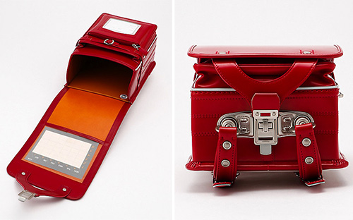 伊勢丹×大峡製鞄オリジナルランドセル「コードバン」
