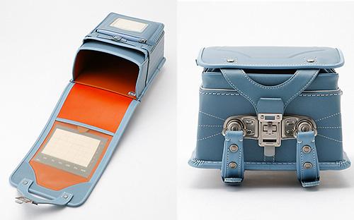 伊勢丹×大峽製鞄オリジナルランドセル「ヨーロピアンカーフ」