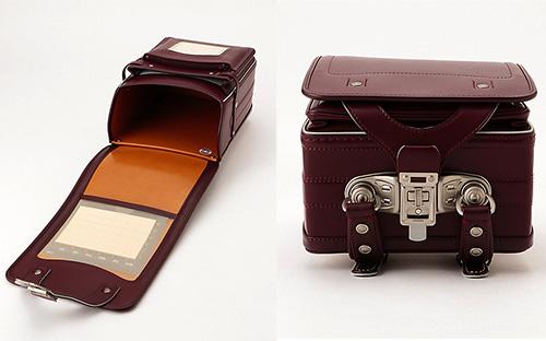 伊勢丹×大峡製鞄オリジナルランドセル「牛革スーパータフ」