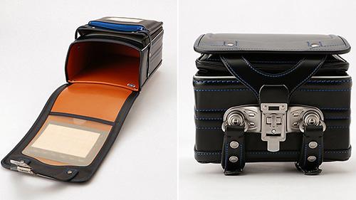 伊勢丹×大峡製鞄オリジナルランドセル「ステッチコンビ」