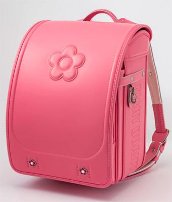 マリークヮントのランドセル「ピンク」